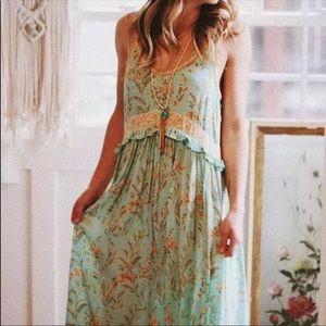 💃🏻CASSIDY Floral Boho Dress